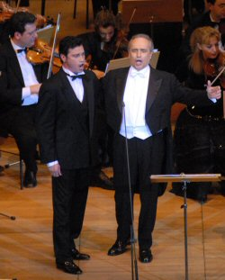 José Carreras is a crossover fan